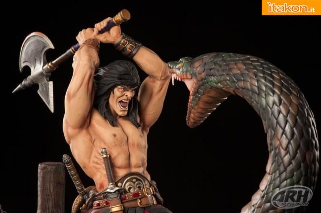 [ARH Studios] Conan Sacrifice - 1/4 scale Diorama - Página 2 D141