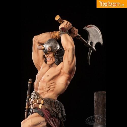 [ARH Studios] Conan Sacrifice - 1/4 scale Diorama - Página 2 D171