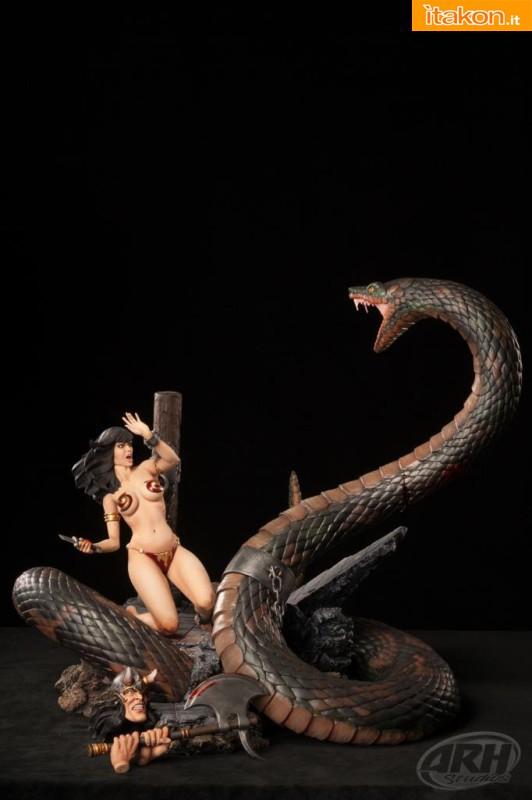 [ARH Studios] Conan Sacrifice - 1/4 scale Diorama - Página 2 D71