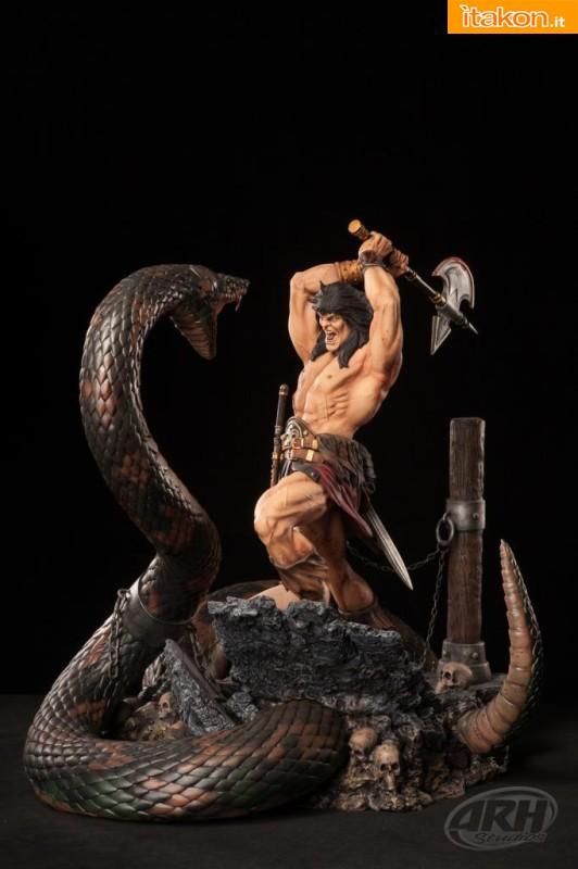 [ARH Studios] Conan Sacrifice - 1/4 scale Diorama - Página 2 D81