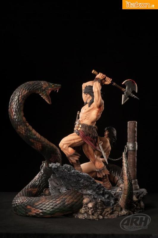[ARH Studios] Conan Sacrifice - 1/4 scale Diorama - Página 2 D91