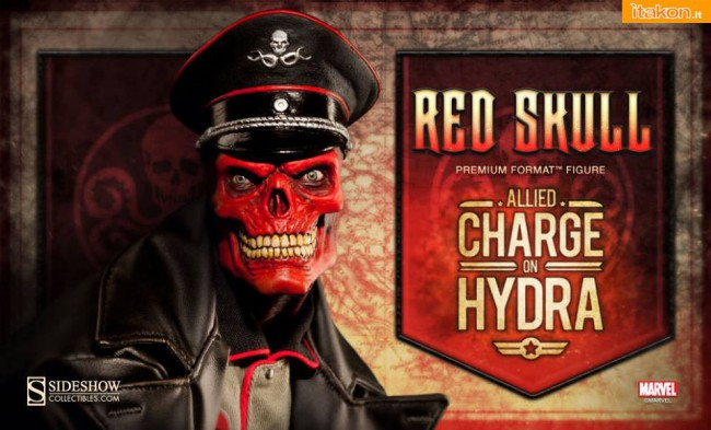 [Sideshow] Red Skull - Allied Charge on Hydra Premium Format - LANÇADO!!! 1507663_668021589905130_1991994465_n-650x393