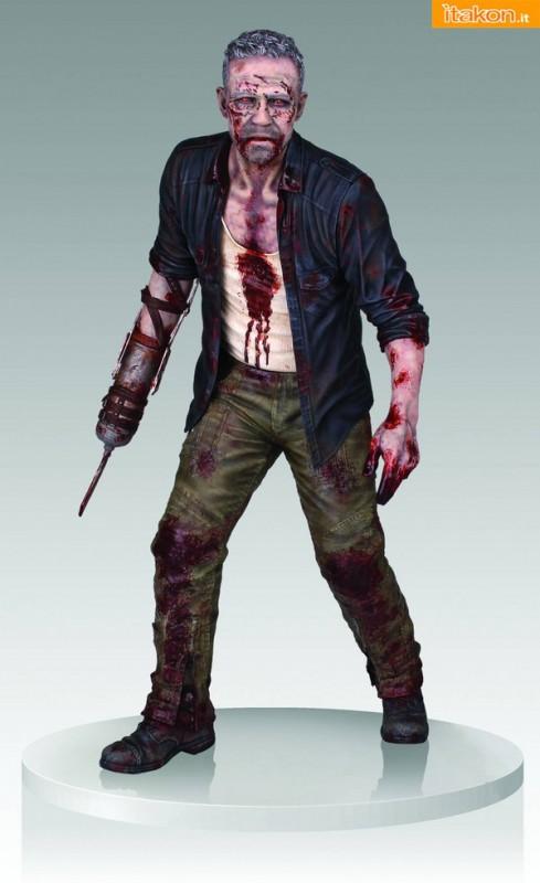 [Gentle Giant] The Walking Dead – Merle Dixon Walker 1/4 statue  Merle-Dixon-Walker-14-statue-di-Gentle-Giant-489x800
