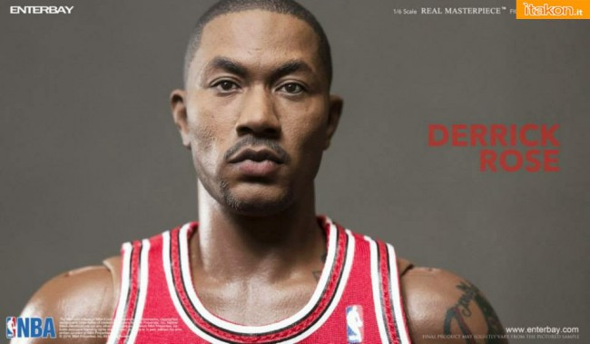 [Enterbay] NBA Real Masterpiece: Derrick Rose (Chicago Bulls) Real-Masterpiece-Derrick-Rose-10-650x379