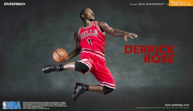 [Enterbay] NBA Real Masterpiece: Derrick Rose (Chicago Bulls) Real-Masterpiece-Derrick-Rose-11-650x376