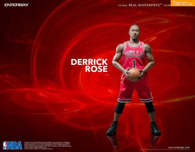 [Enterbay] NBA Real Masterpiece: Derrick Rose (Chicago Bulls) Real-Masterpiece-Derrick-Rose-8-650x509