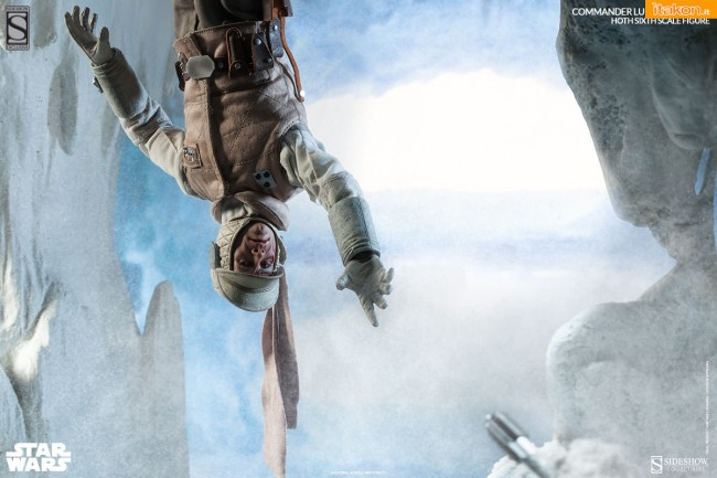 [Sideshow] Star Wars: Commander Luke Skywalker - Hoth Sixth Scale Figures A121-650x433