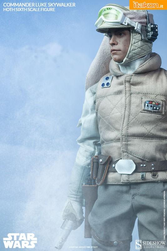 [Sideshow] Star Wars: Commander Luke Skywalker - Hoth Sixth Scale Figures A24