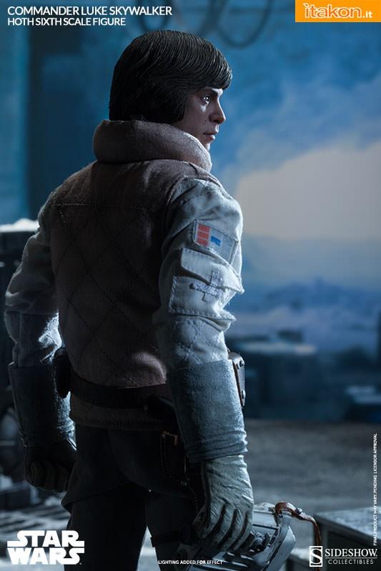 [Sideshow] Star Wars: Commander Luke Skywalker - Hoth Sixth Scale Figures A310