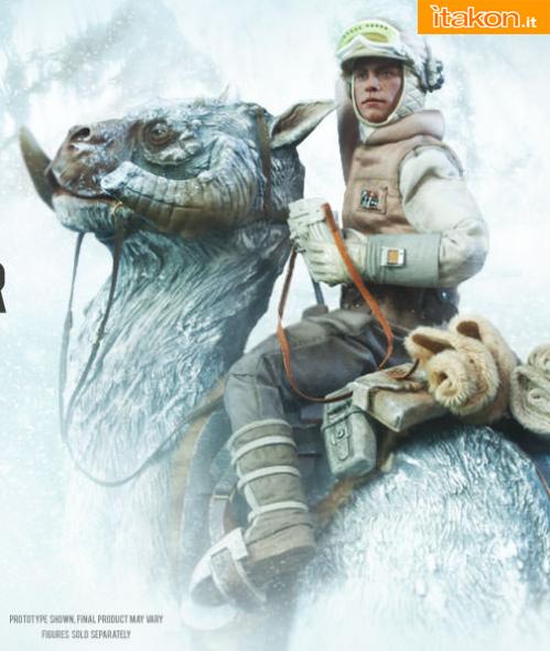 [Sideshow] Star Wars: Commander Luke Skywalker - Hoth Sixth Scale Figures Commander-luke-sixth-scale