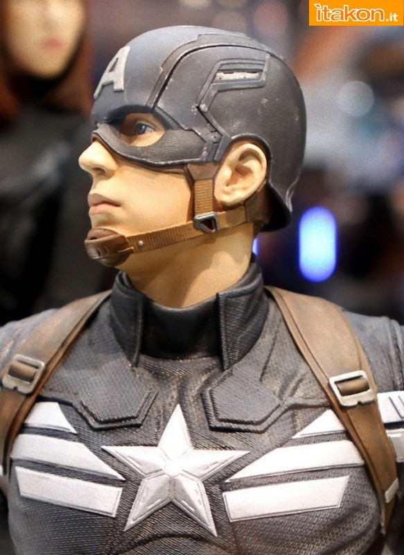 [Gentle Giant] Captain America Winter Soldier 1/4 Statue  - Página 3 213