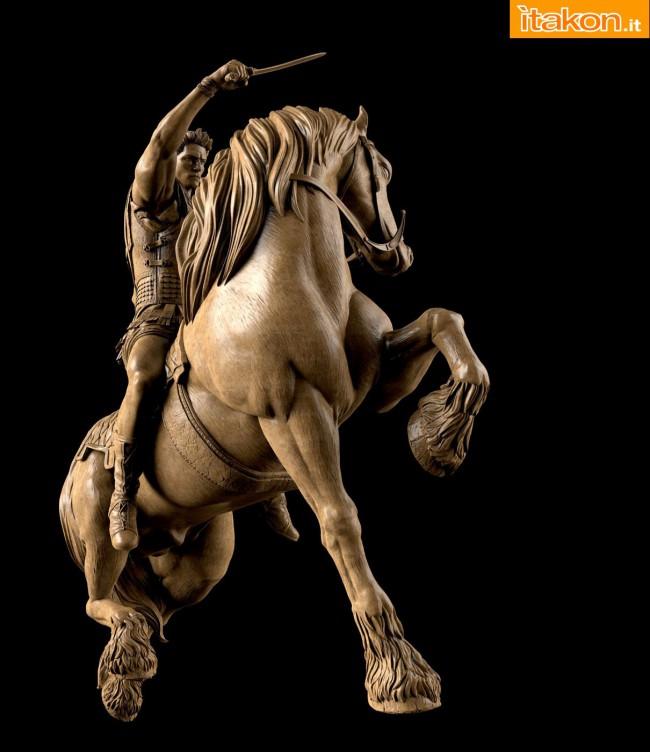"[ARH Studios] Alexander ""The Great"" & Bucephalus Alexander-the-Great-with-Bucephalus-3-650x752"