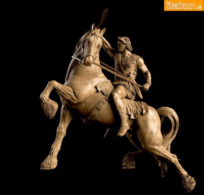 "[ARH Studios] Alexander ""The Great"" & Bucephalus Alexander-the-Great-with-Bucephalus-5-650x620"