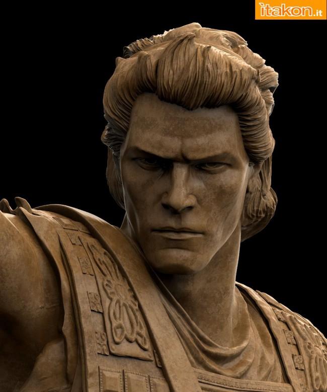 "[ARH Studios] Alexander ""The Great"" & Bucephalus Alexander-the-Great-with-Bucephalus-8-650x779"