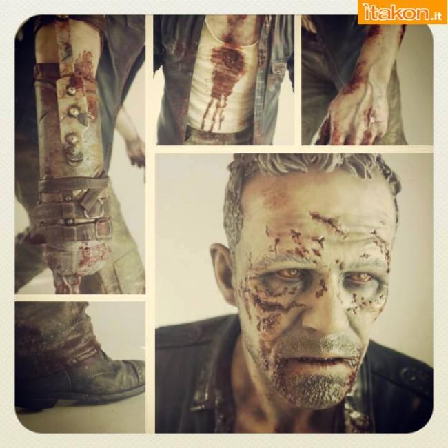 [Gentle Giant] The Walking Dead – Merle Dixon Walker 1/4 statue  Merle-650x650