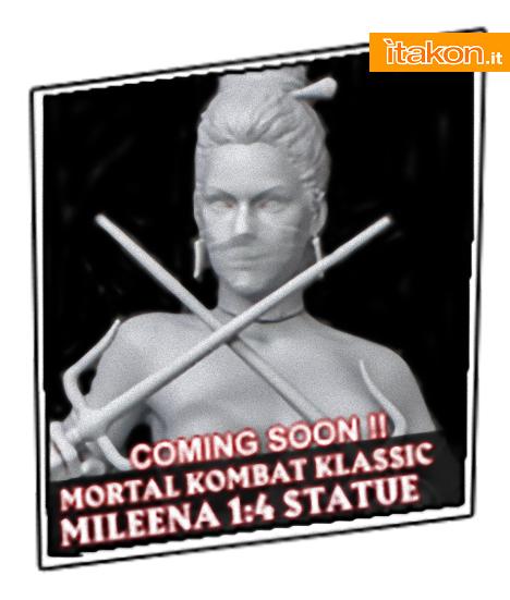 [Pop Culture Shock] Mortal Kombat Klassic - Mileena 1/4 scale Ggggg