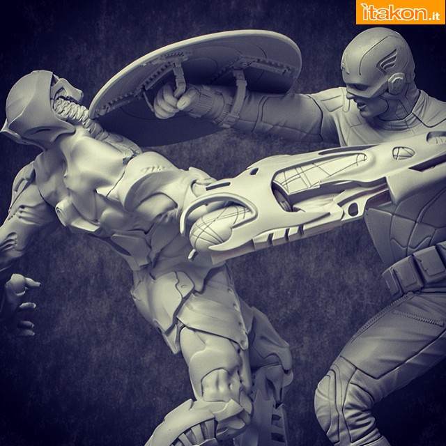 [Iron Studios] The Avengers Diorama Battle Scene - Página 3 32