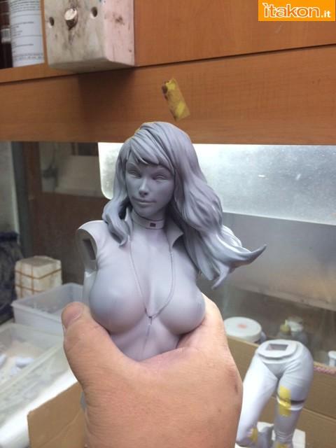 [XM Studios] Black Widow - 1/4 scale statue - LANÇADA!!! Black-Widow-14-statue-1