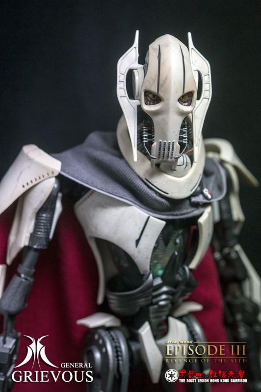 [SideShow] Star Wars: General Grievous 1/6th Scale Figure - Página 4 General-Grievous-111-532x800