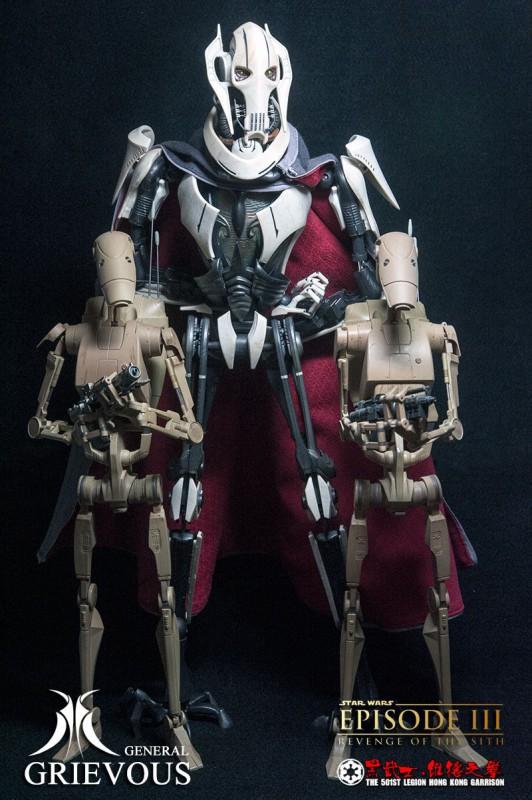 [SideShow] Star Wars: General Grievous 1/6th Scale Figure - Página 4 General-Grievous-131-532x800