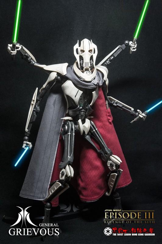 [SideShow] Star Wars: General Grievous 1/6th Scale Figure - Página 4 General-Grievous-18-532x800