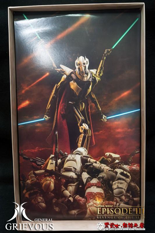 [SideShow] Star Wars: General Grievous 1/6th Scale Figure - Página 4 General-Grievous-31-532x800