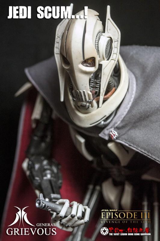 [SideShow] Star Wars: General Grievous 1/6th Scale Figure - Página 4 General-Grievous-32-532x800