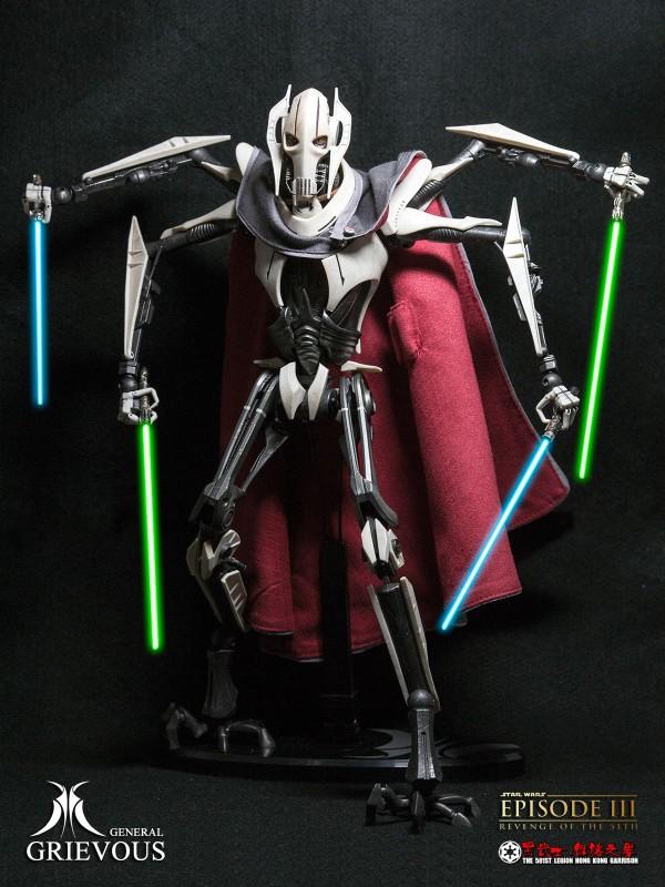 [SideShow] Star Wars: General Grievous 1/6th Scale Figure - Página 4 General-Grievous-37-600x800