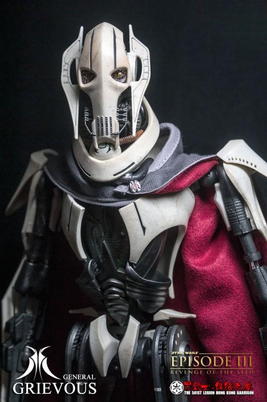 [SideShow] Star Wars: General Grievous 1/6th Scale Figure - Página 4 General-Grievous-91-532x800