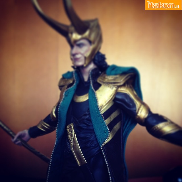 [Iron Studios] Loki - 1/10 scale - Página 4 Loki-110-statue-di-Iron-Studios-1