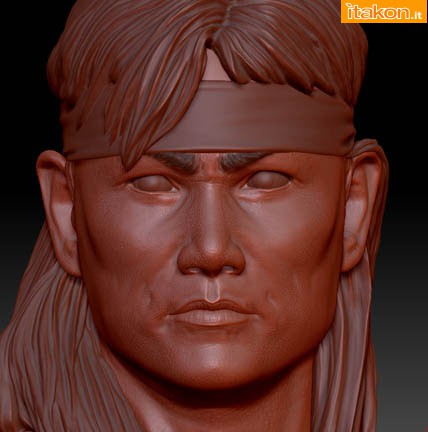 [Pop Culture Shock] Mortal Kombat: Liu Kang 1/4 scale A22