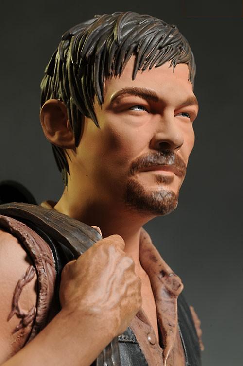 [Gentle Giant] The Walking Dead: Daryl Dixon Mini Bust Gentle-giant-4