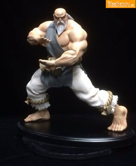 [Pop Culture Shock] Street Fighter: Gouken Statue Ssss_e