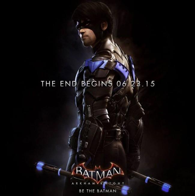 [Prime 1 Studio] Museum Masterline   Batman: Arkham Knight - Nightwing Prime-1-Studio-Batmobile-e-Nightwing-1-650x653