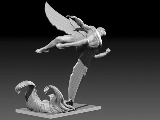[XM Studios] Falcon - HX Project 1/6 F11-650x488