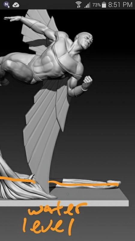 [XM Studios] Falcon - HX Project 1/6 F8-450x800