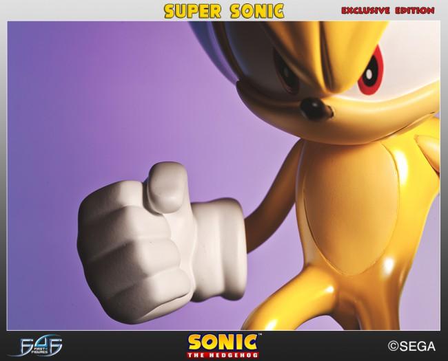 [First 4 Figures] Sonic The Hedgehog - Super Sonic (Modern Sonic ver.) Horizontal_03-650x525