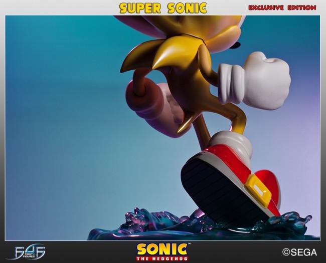 [First 4 Figures] Sonic The Hedgehog - Super Sonic (Modern Sonic ver.) Horizontal_04-650x525