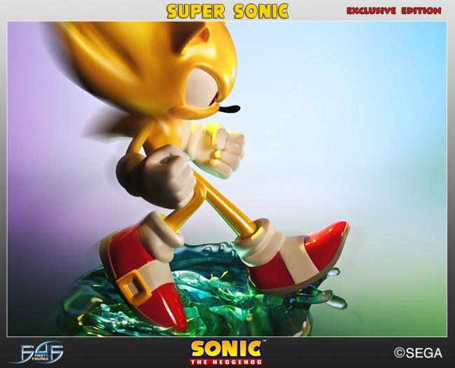[First 4 Figures] Sonic The Hedgehog - Super Sonic (Modern Sonic ver.) Horizontal_07-650x525