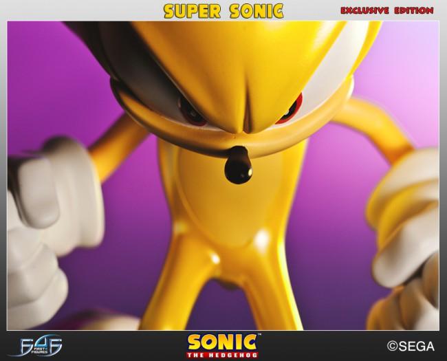[First 4 Figures] Sonic The Hedgehog - Super Sonic (Modern Sonic ver.) Horizontal_08-650x525
