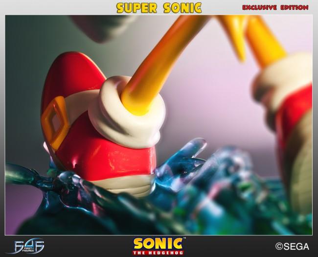 [First 4 Figures] Sonic The Hedgehog - Super Sonic (Modern Sonic ver.) Horizontal_09-650x525