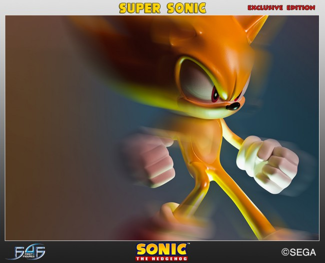 [First 4 Figures] Sonic The Hedgehog - Super Sonic (Modern Sonic ver.) Horizontal_10-650x525