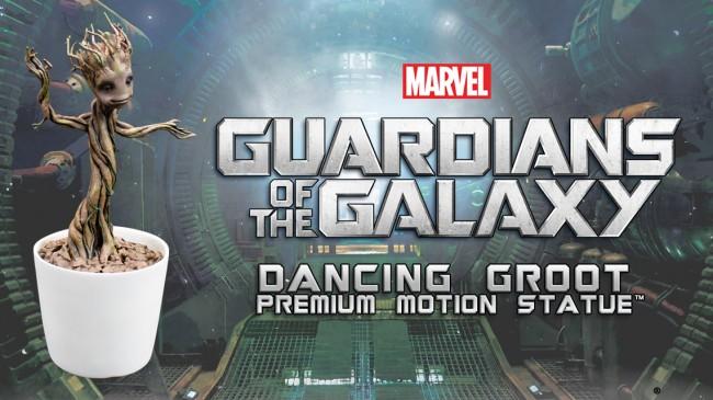 [Factory Entertainment]Dancing Groot - 1/1 S311-650x365