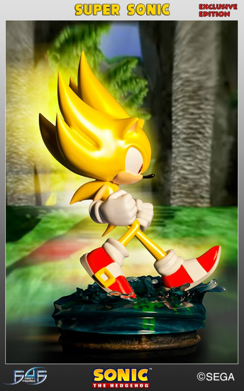 [First 4 Figures] Sonic The Hedgehog - Super Sonic (Modern Sonic ver.) Vertical_02-500x800