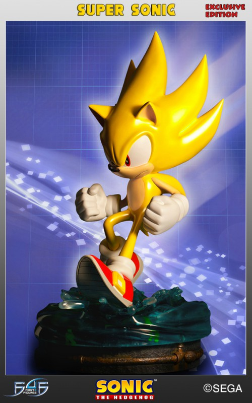 [First 4 Figures] Sonic The Hedgehog - Super Sonic (Modern Sonic ver.) Vertical_04-500x800