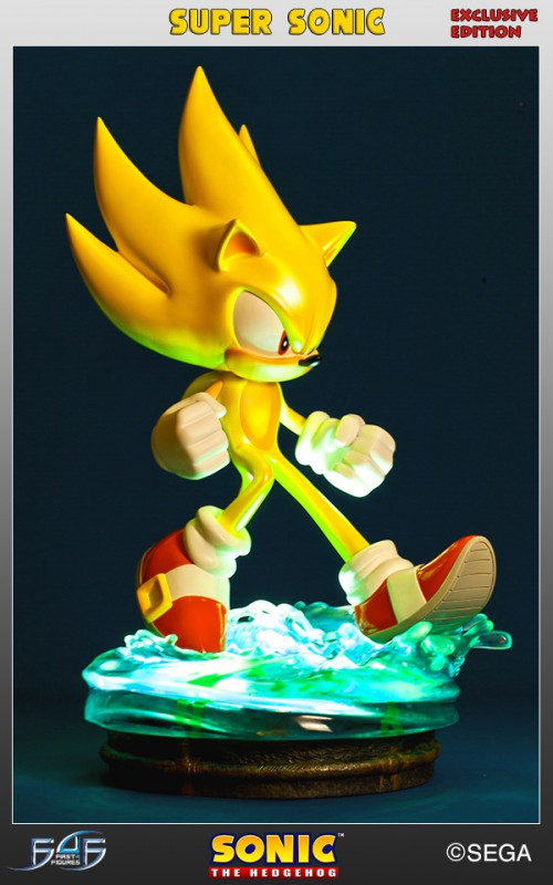 [First 4 Figures] Sonic The Hedgehog - Super Sonic (Modern Sonic ver.) Vertical_10-500x800