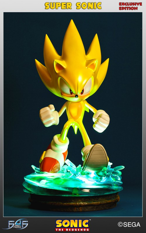 [First 4 Figures] Sonic The Hedgehog - Super Sonic (Modern Sonic ver.) Vertical_11-500x800