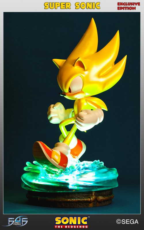 [First 4 Figures] Sonic The Hedgehog - Super Sonic (Modern Sonic ver.) Vertical_12-500x800