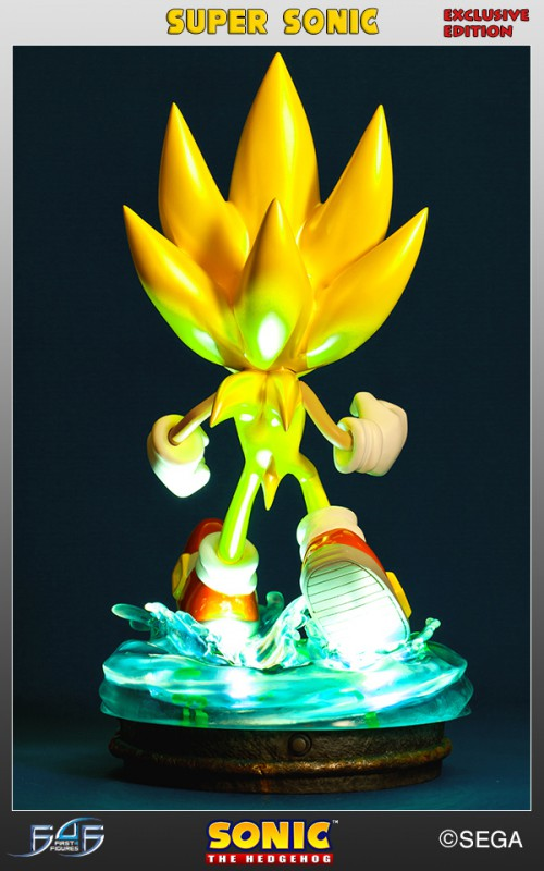 [First 4 Figures] Sonic The Hedgehog - Super Sonic (Modern Sonic ver.) Vertical_14-500x800