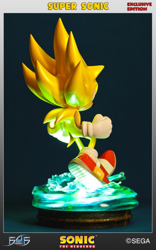 [First 4 Figures] Sonic The Hedgehog - Super Sonic (Modern Sonic ver.) Vertical_15-500x800